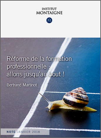 Institut Montaigne Formation