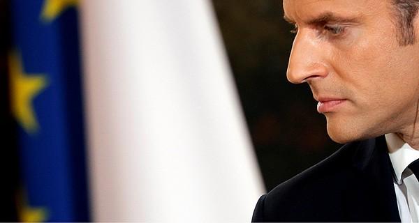 Macron manager Darwinien